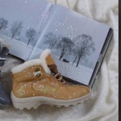 Обувь из Сибири